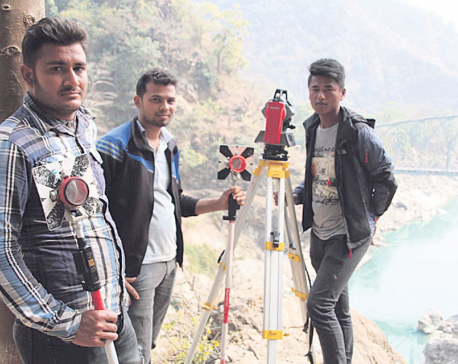 Govt intensifies study on Kaligandaki-Tinau Diversion Project