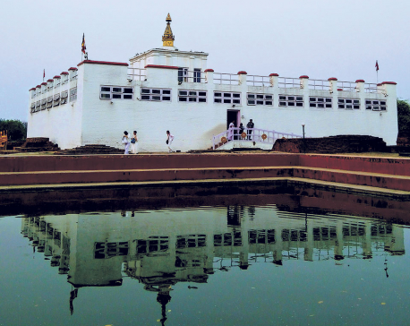 Buddha's home town Kapilvastu awaits pilgrims, visitors