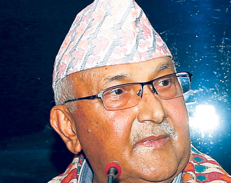 PM Oli speaks to prime ministers of India, Pakistan to resume stalled SAARC process