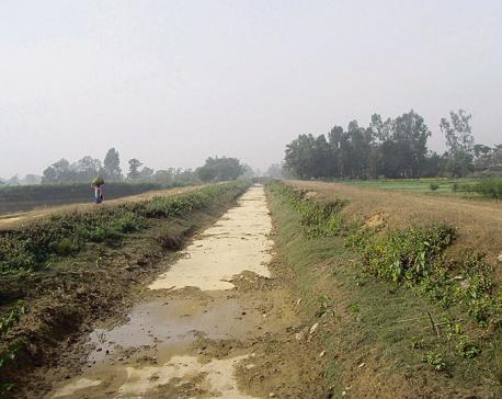 Land compensation dispute mars Babai Irrigation Project