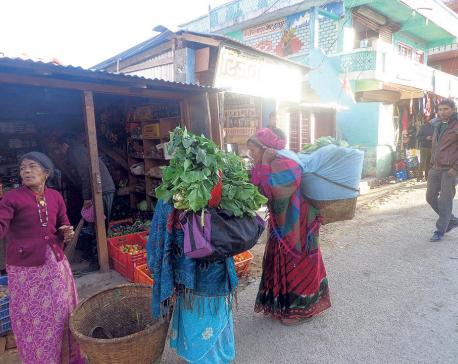 Middlemen feast on farmers' hard work in Baitadi
