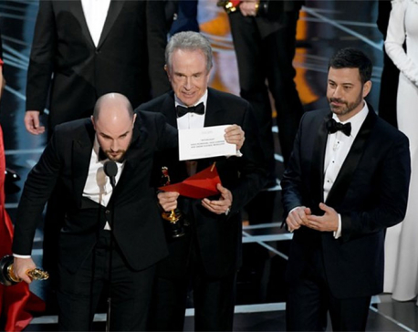Oscars 2018: What time, channel do Academy Awards start? How to watch live stream online, Faye Dunaway and Warren Beatty return