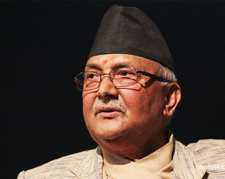 Restructuring into federal set-up, major political transformation: PM Oli (With full speech)