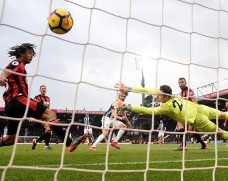 Salah fires Liverpool third, Palace escape bottom three
