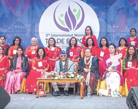 3rd International Women's Trade Expo kicks off