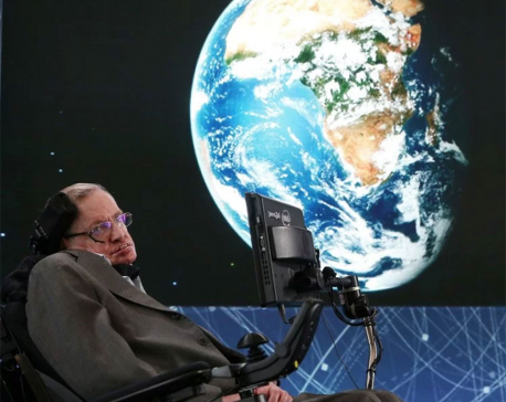 Stephen Hawking in quotes