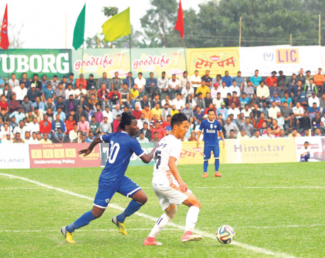 Three Star into Jhapa quarters