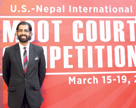 International law in Nepal is as important as domestic law:  Prof Husain