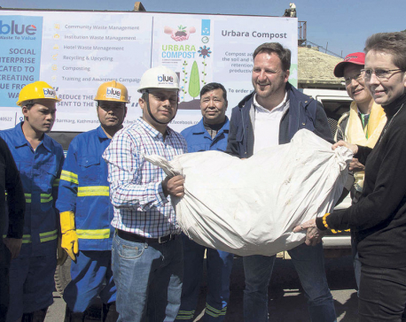 Yeti Airlines launches Everest Clean-up Campaign