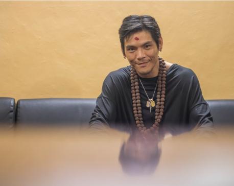 Rabi Lamichhane's honesty triggered me to visit  Nepal: Jacky Heung