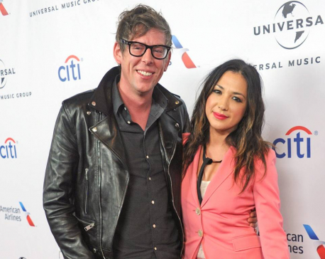 Michelle Branch, Patrick Carney are now married!