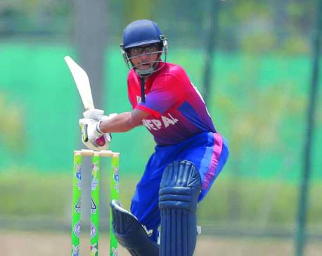 Nepal tops group, faces Hong Kong in semifinals