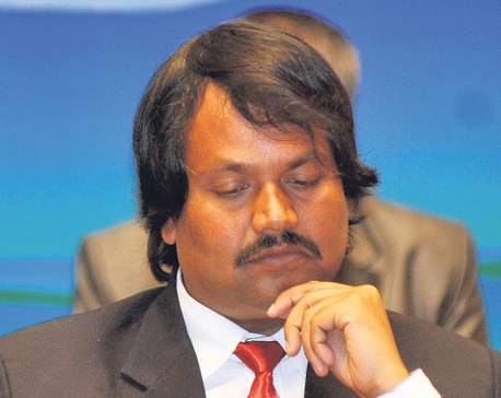 Raut applies for party registration
