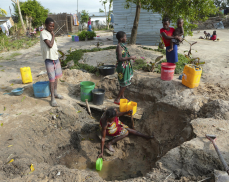Mozambique races to contain 1,000 cholera cases