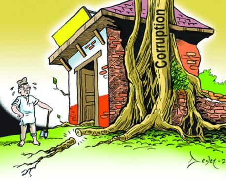 Why corruption endures