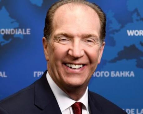 Former US official David R. Malpass named World Bank President