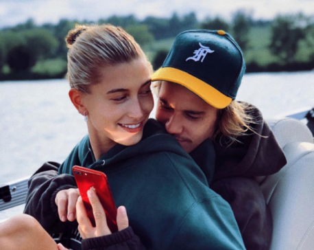 Hailey Baldwin opens up about her struggle with anxiety