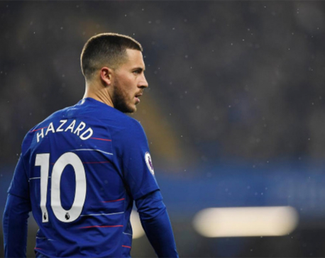 Inspired Hazard double hands Chelsea win over West Ham