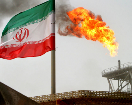 Iran warns any clash in the Gulf would push oil prices above $100