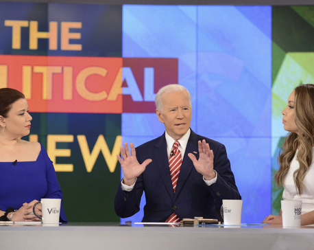 Biden entry sparks a sharper edge to Democratic race