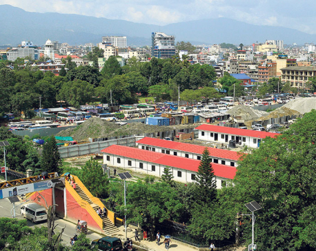 KMC to demolish all structures constructed encroaching upon public land