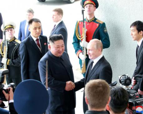 North Korean leader warns of a return to tension, blames U.S. 'bad faith'