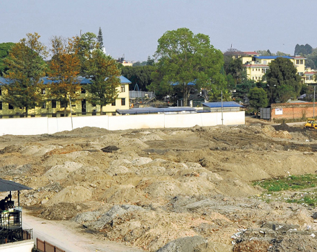 Govt to ban sale of land belonging to I/NGOs for now