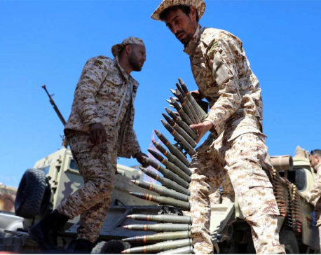 Battle for Libyan capital intensifies, deaths rise