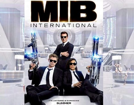 Second trailer of 'Men in Black International' out today