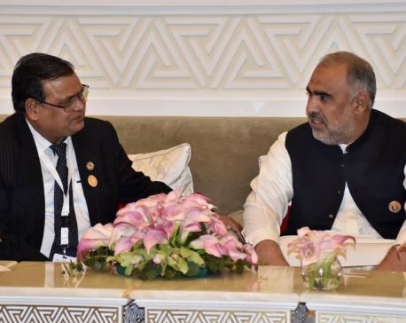 Speaker Mahara calls for deepening ties with Pakistan
