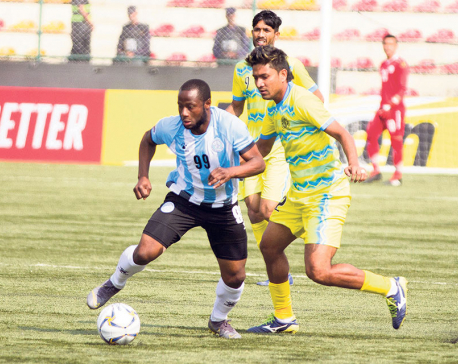 Manang Marshyangdi suffers home defeat in first AFC Cup match