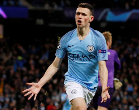 'Exceptional' Foden key to Man City future, says Guardiola