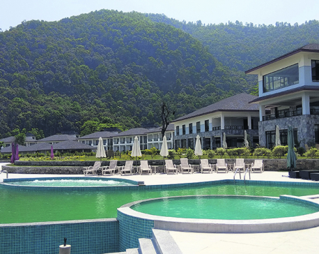 Mountain Glory Forest Resort and Spa in Pokhara eyes affluent tourists