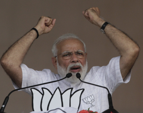 Modi's ruling NDA may win key Rajya Sabha majority next year: projection