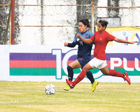 Nepal ends Olympic qualifier with consolation win