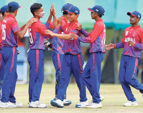 Nepal clinches second consecutive ACC U-16 Eastern Region title