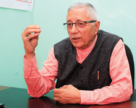 Collusion between govt and CIAA in Lalita Niwas land grab case: Dr Koirala