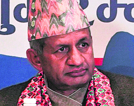 Debt trap warnings over BRI projects motivated by bias: FM Gyawali