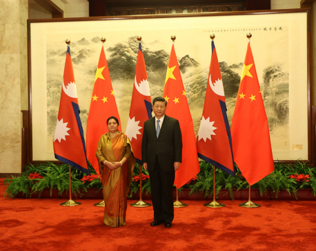 Nepal and China sign protocol on TTA