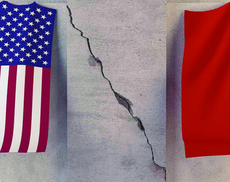Road to war with China