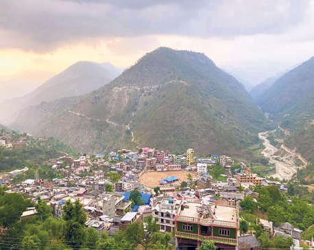 Once underdeveloped, Rolpa on the path to prosperity
