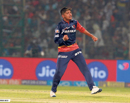 Sandeep is the highest wicket-taker in T20 cricket in 2019