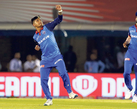 Lamichhane leading spin bowlers in T20 cricket
