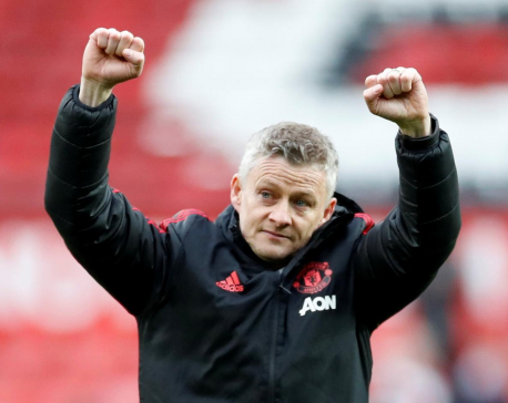 Solskjaer admits Man Utd benefitted from good fortune in victory over West Ham