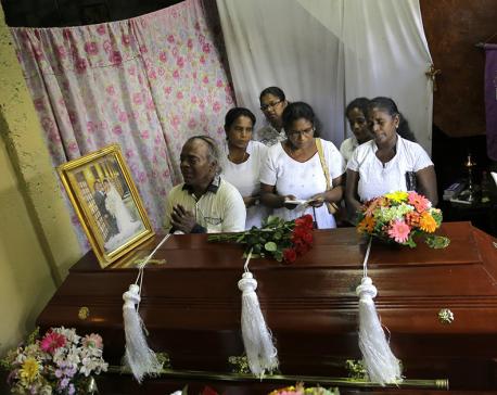Sri Lanka minister: Easter bombings a response to NZ attacks