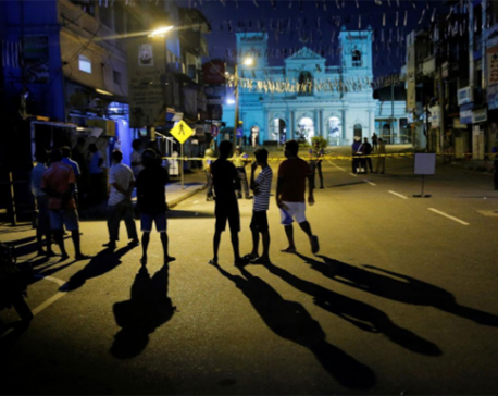 Sri Lanka blocks social media after worst anti-Muslim unrest since Easter bombings