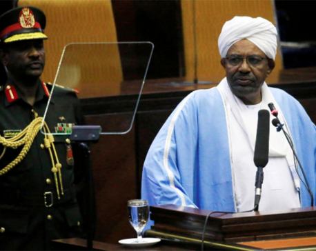 Sudan's Bashir steps down, government sources say