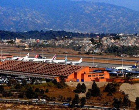 Runway rehabilitation at TIA begins; flight service smooth
