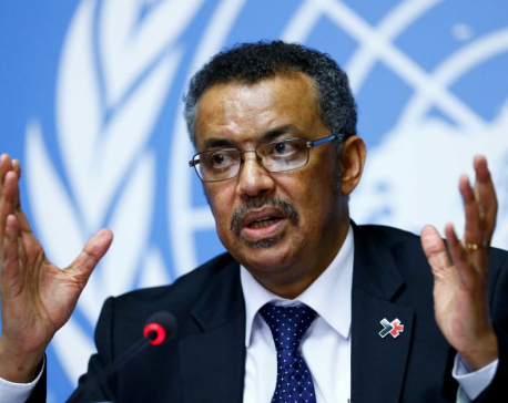 'Health is a right, not a privilege' says WHO chief on World Health Day