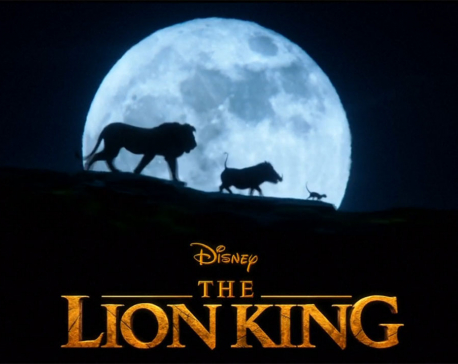 "Disney's ""Lion King"" remake roars to life with new trailer"
